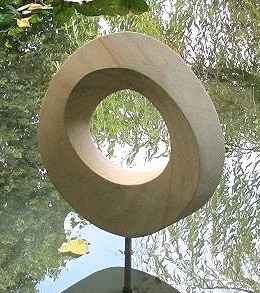 Jim Milner Geometric Sculpture Cundy, Rollett & Möbius Egg III