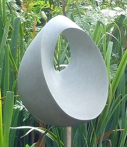 Jim Milner Geometric Sculpture Trinity 6